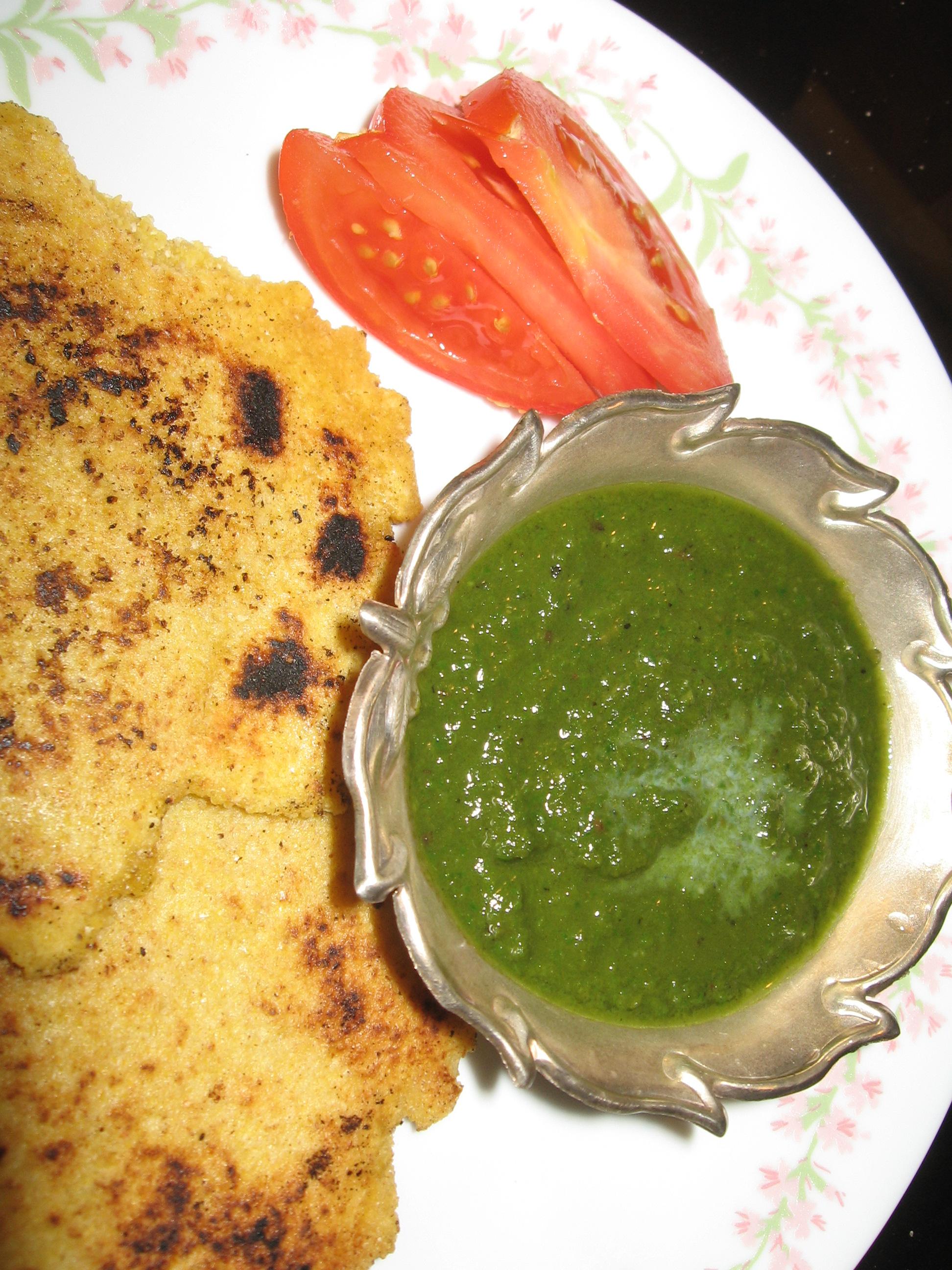 Sarson Ka Saag ( mustard greens)