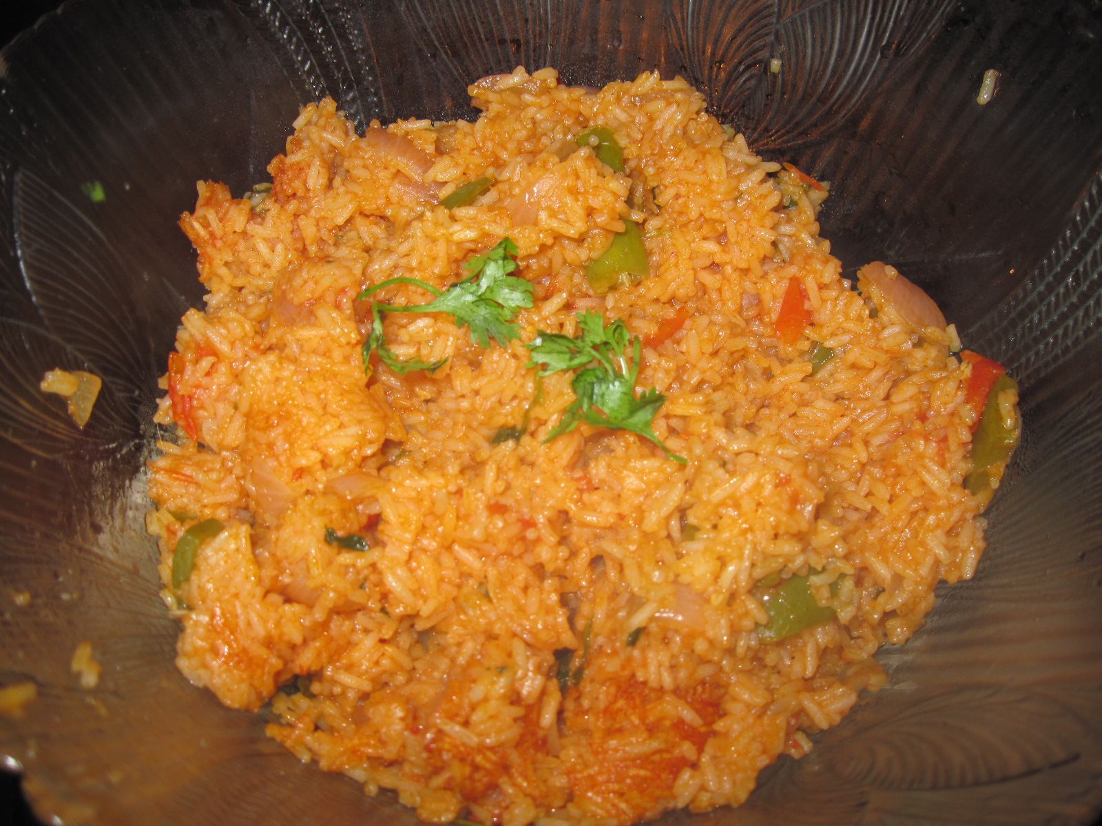Spanish Style Rice or Mexican rice