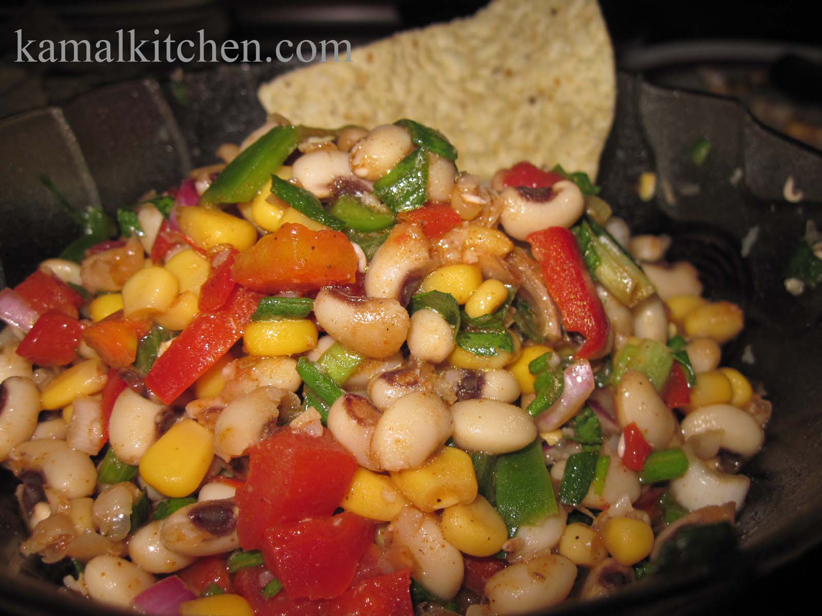 Texas Caviar and Happy New Year 2011