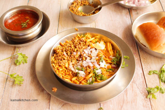 Misal Pav – Hot and Spicy Street Food