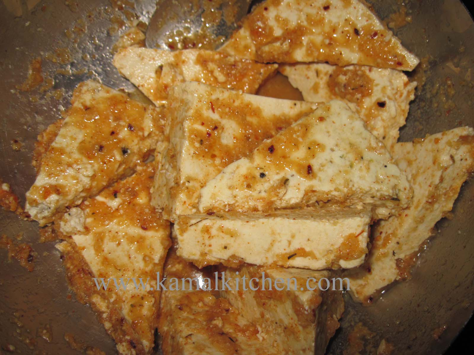 Grilled Tofu with a Honey Chipotle Barbecue Sauce – Smokin' sweet