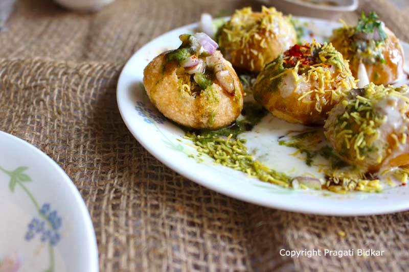 SBDP or Sev Batata Dahi Puri – anytime delight!