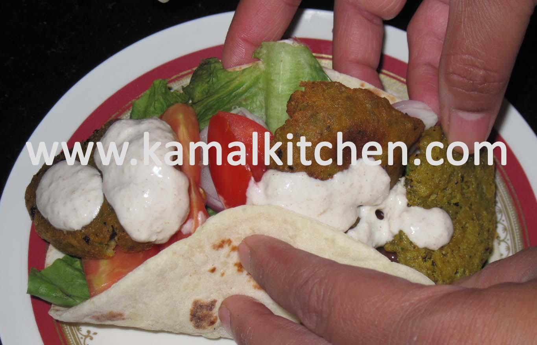 Tasty Falafel Recipe