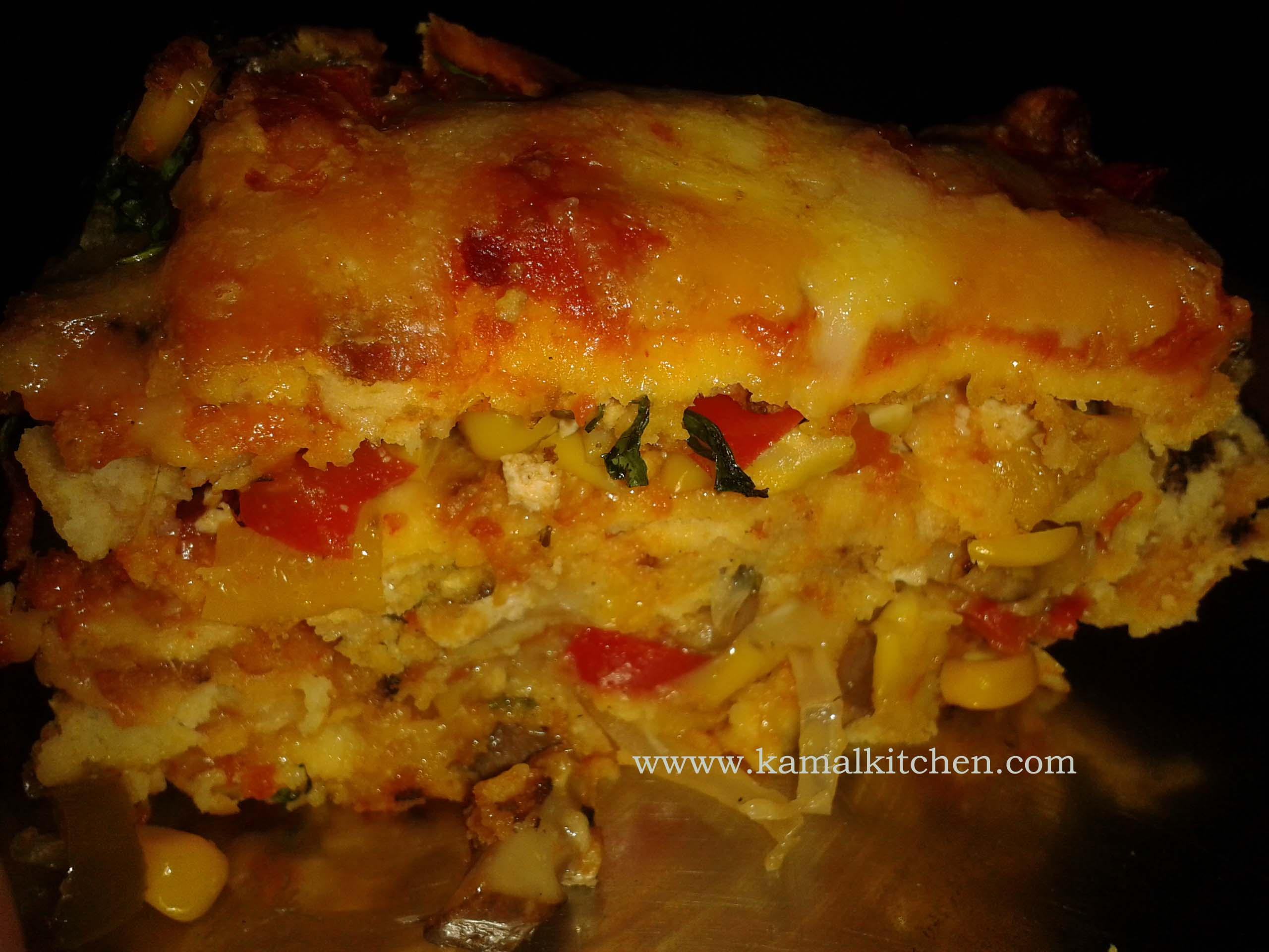 Mexican Lasagna – A Recipe from Scratch