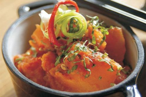 Aktar Islam - Spiced pumpkin