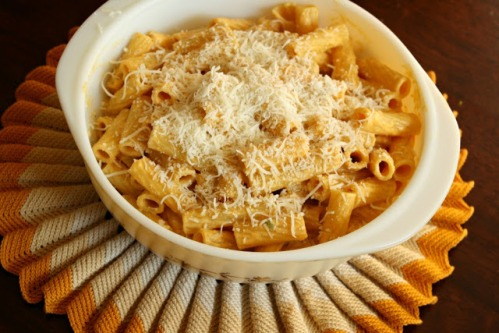 Pumpkin Pasta Sauce Recipe