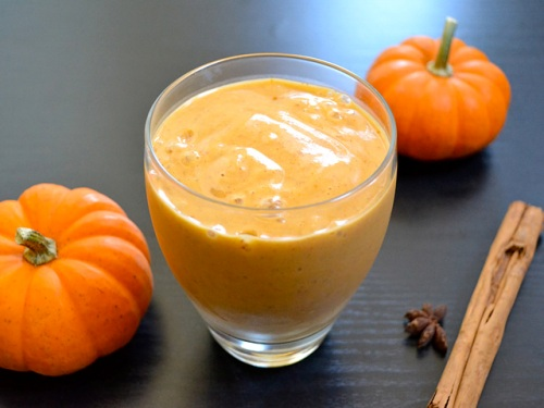 Pumpkin Smoothie budget