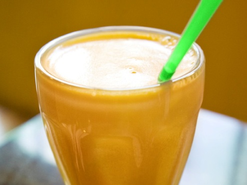 Pumpkin-Smoothie -WW