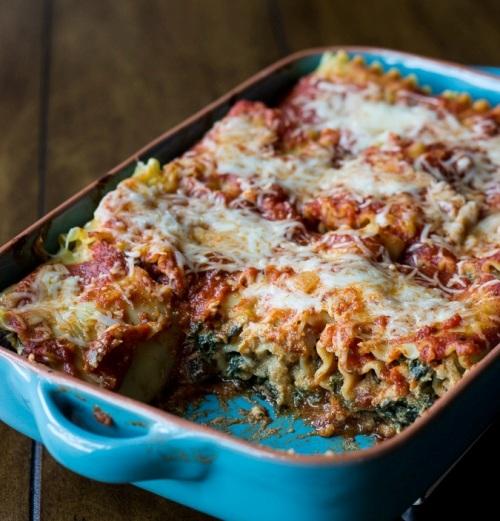 Pumpkin__Kale_Lasagna_Roll-Ups