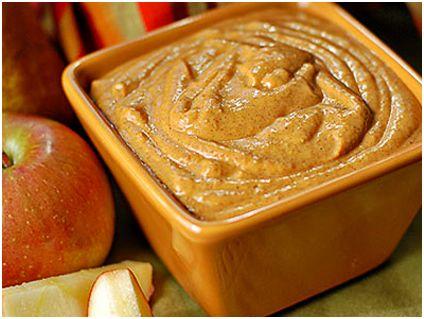 pumpkin protein dip