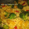 Bulgur vegetable Salad 1