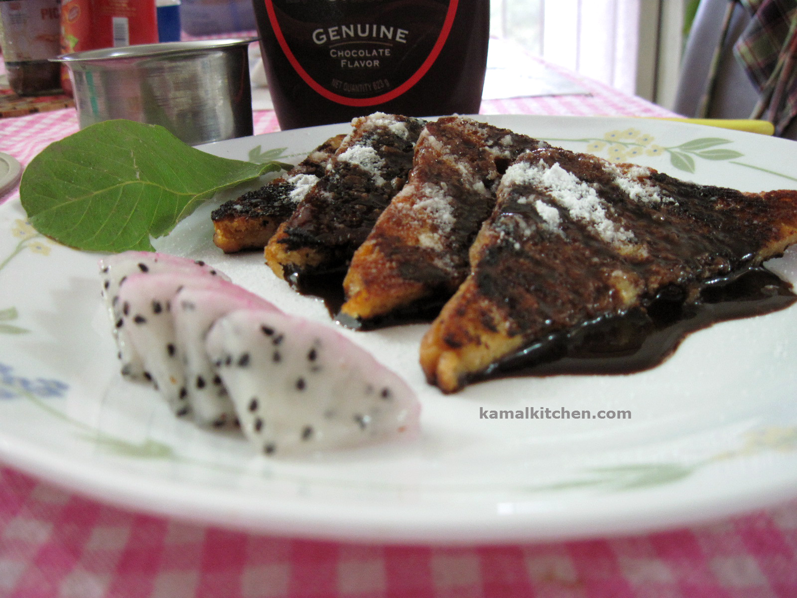 Eggless French Toast – Quick, Easy, and Sweet