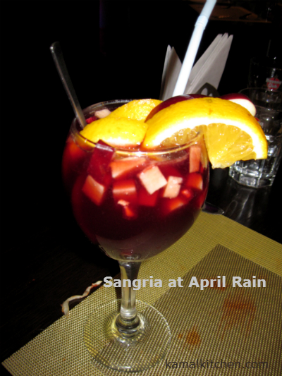 Sangria April Rain Pune