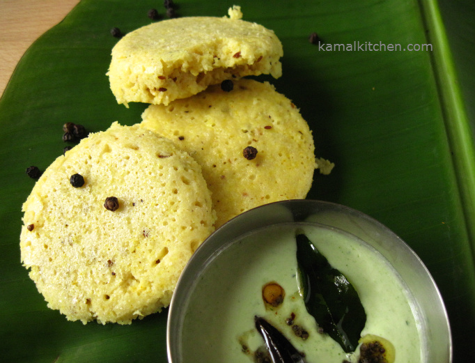 Kanchipuram Idli Recipe – South Indian Brunch