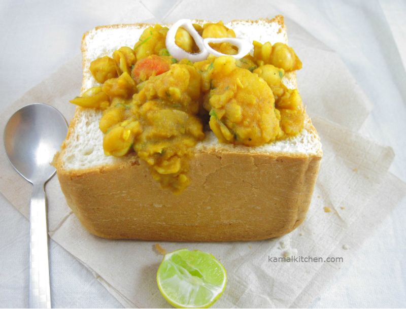 Bunny Chow Recipe South Africa