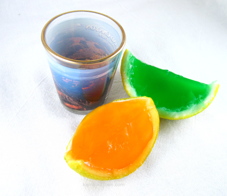 Jello Shots – Holiday Party Favorite