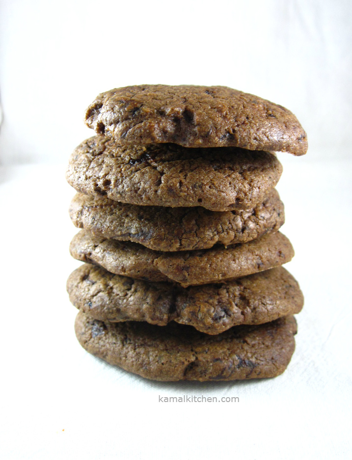 Moca Chocolate Chip Cookies 1