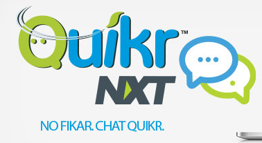 Quikr NXT! Chat Before You Call