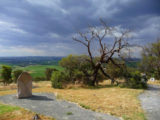 Mengler's Hill Lookout Barossa
