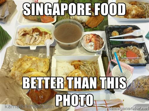 Singapore vegetarian food guide