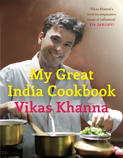 The Great India Cookbook