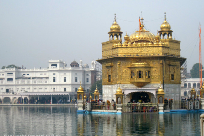 Golden Temple Amritsar – Memorable Visit