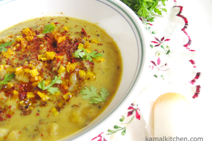 Dalma – Oriya Vegetable and Daal Recipe
