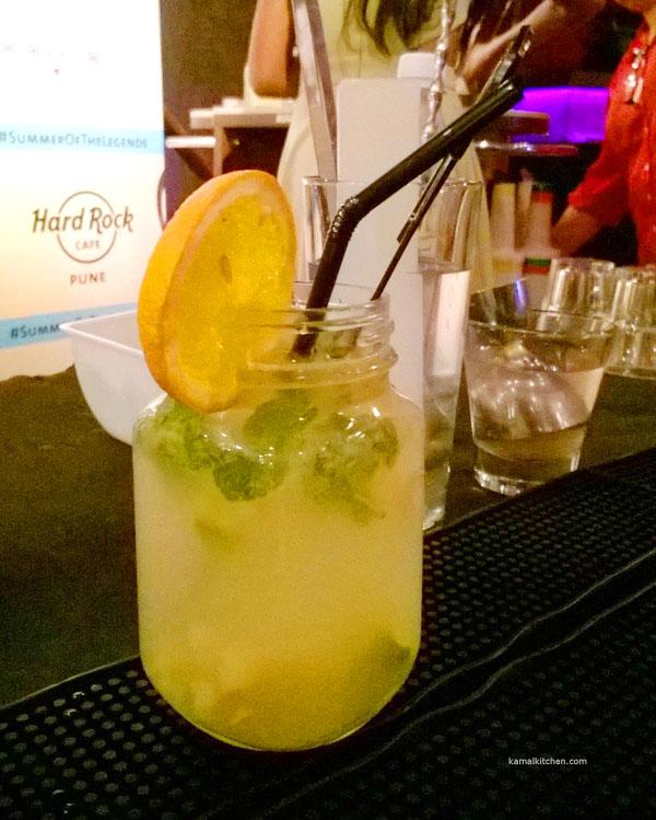 Hard Rock Cafe Pune #Summerofthelegends