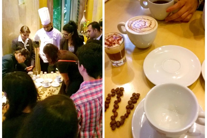 International Coffee Week at Le Meridien Pune