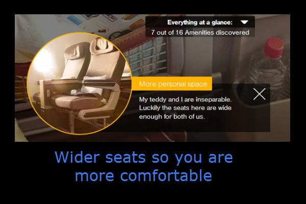 Lufthansa premium Economy paisa vasool