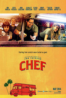 Chef – The Movie Food Bloggers Must Watch