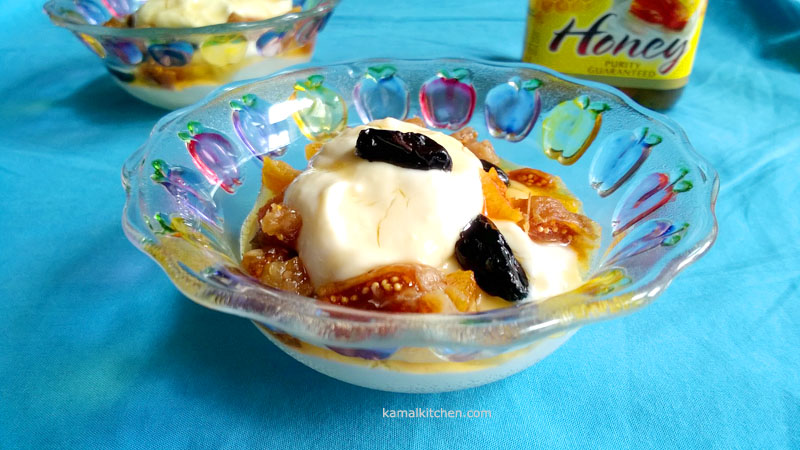 Greek Yogurt with Honey – And The Diet Fad!