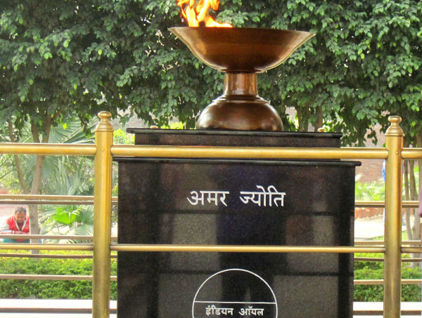 Jallianwala Bagh – A Subdued Visit
