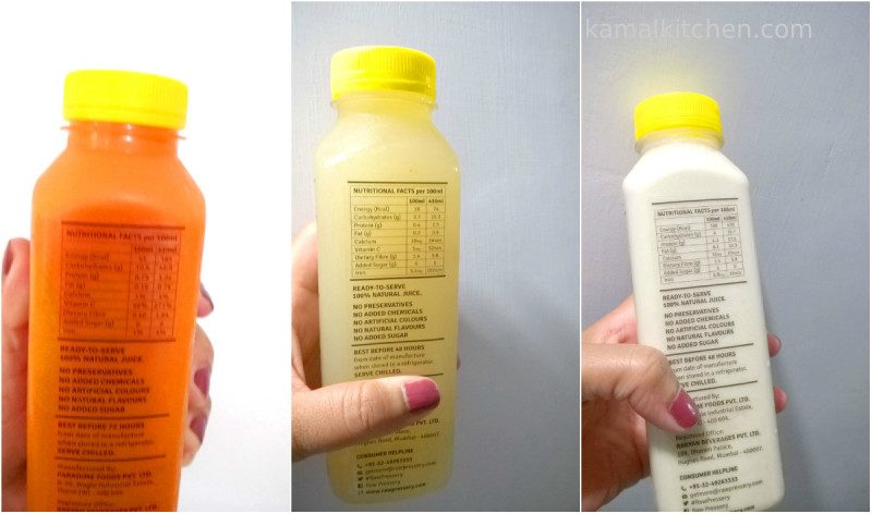 RawPressery Juice Cleanse 9