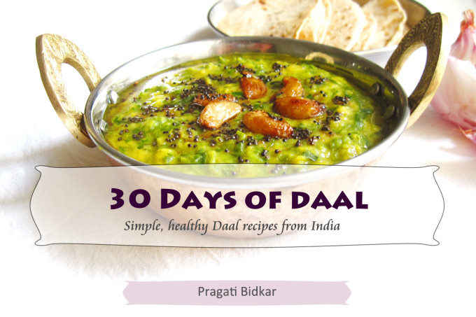 eBook Launch of 30 Days of Daal