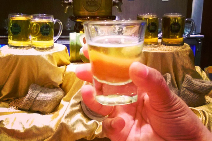 Beer MasterClass at Best Brews, Four Points by Sheraton Pune