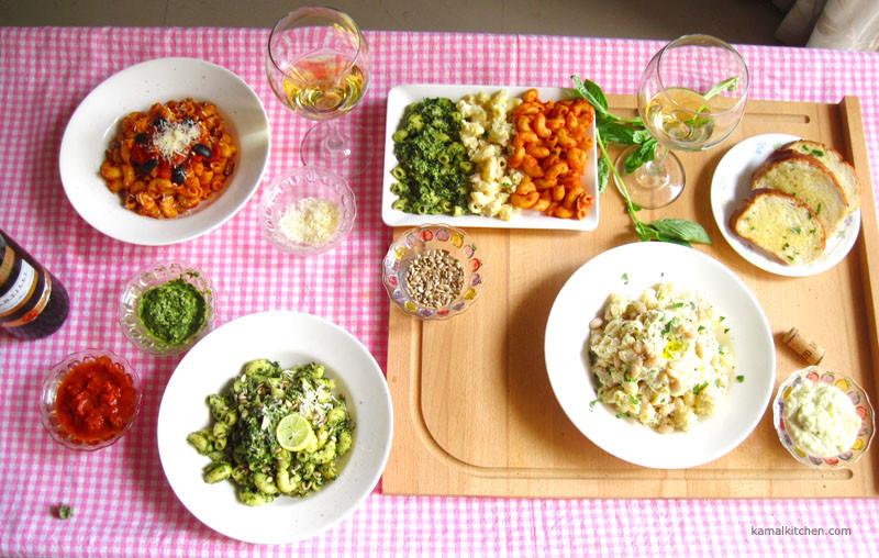 pasta spread 1