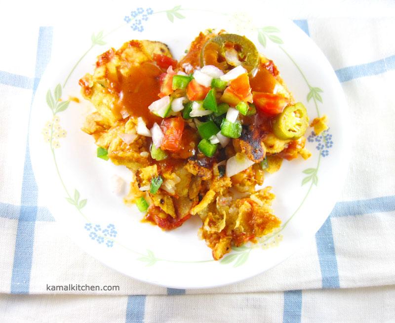 Spinach Enchilada 2
