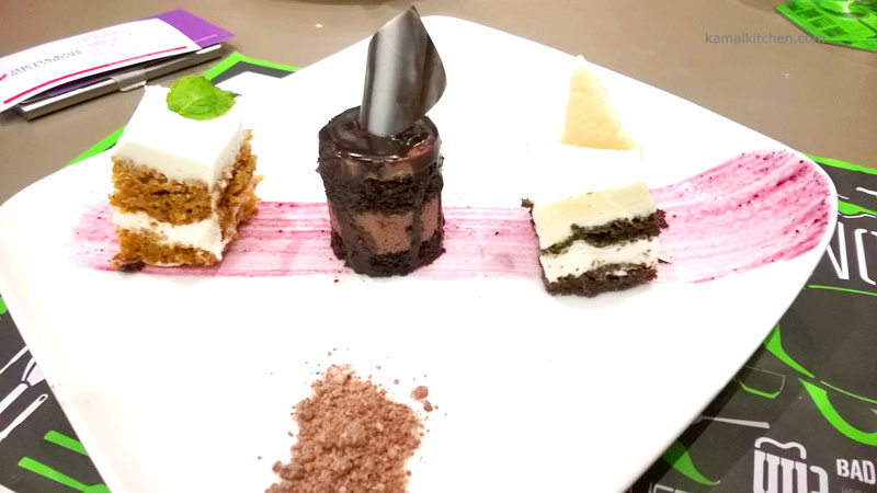 212 All Day - dessert