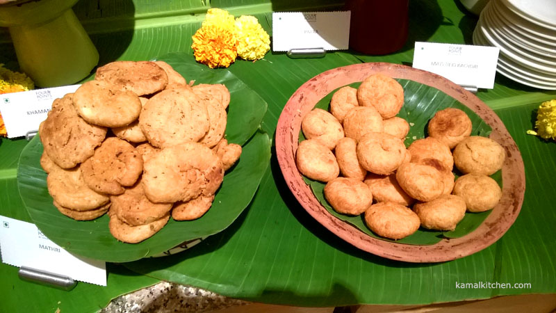Bhog with Navratri