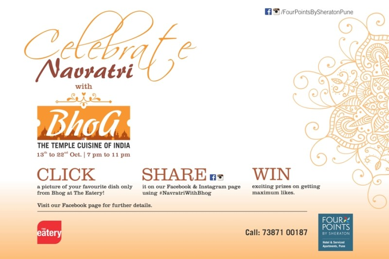 #BhogwithNavratri Contest