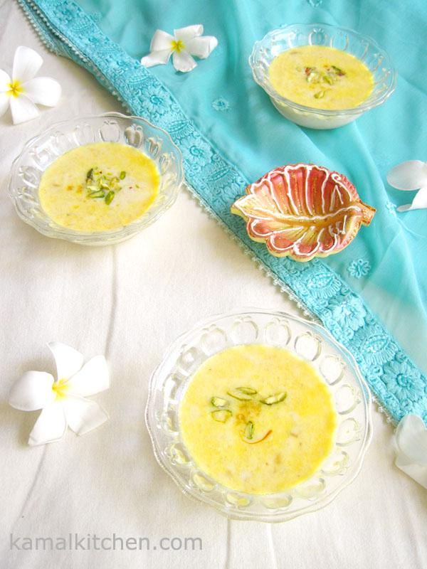 Boondi Kheer recipe