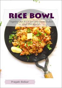 Rice Bowl rice recipes cookbook
