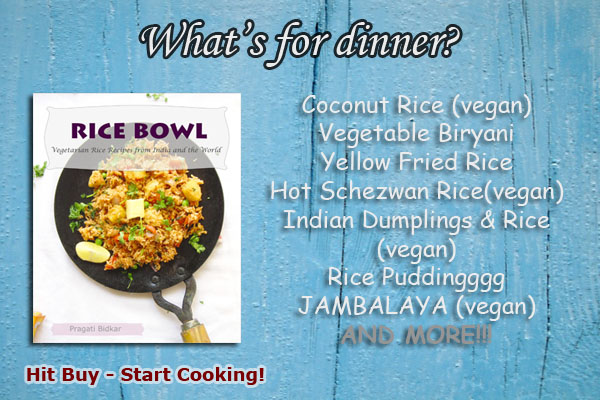 Rice Bowl Book Release