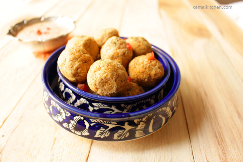 Turkish Lentil Kofte