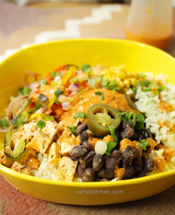 Chipotle Burrito Bowl – 7 Layer Mexican Bowl