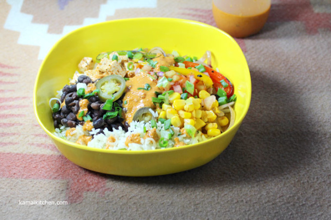 Chipotle Burrito Bowl – 7 Layer Mexican Bowl