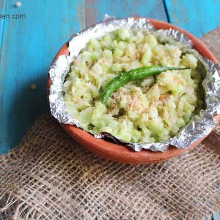 Cucumber Peanut Salad – Khamang Kakdi [Vegan Recipe]