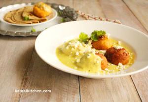 Malai Kofta Vegetarian Recipe