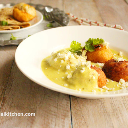 Malai Kofta Vegetarian Recipe